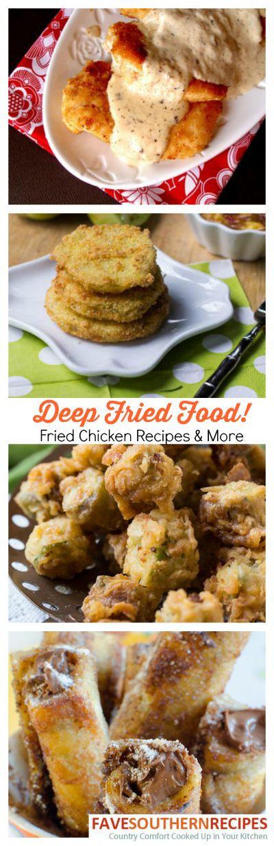 Love deep fried food? The deep fried desserts on this list are so good. I wish I could eat them every day.