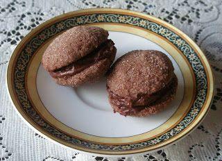 Italian Chocolate Kiss Cookies (Baci di Cioccolato), Gluten-Free - Art of Gluten-Free Baking