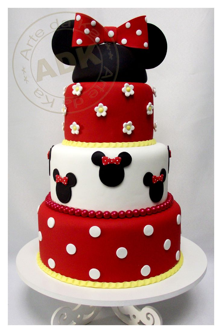 I like the black,red and white Minnie colors the best.