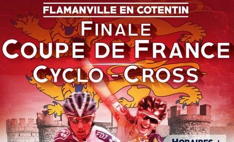 Affiche Finale de Coupe de France Flamanville 20152