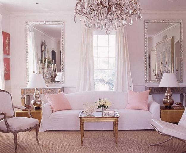 Exquisite French Decorating Ideas. Изысканные французские идеи украшения. 精美的法国装饰创意。