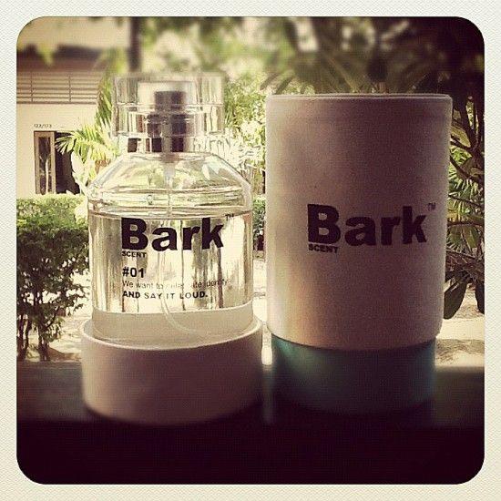 #bark #scent