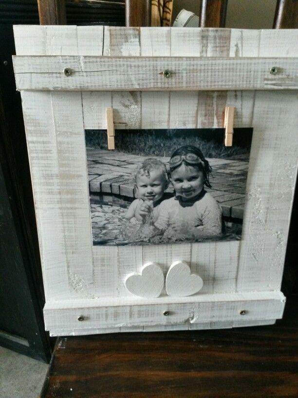 Large photo holder