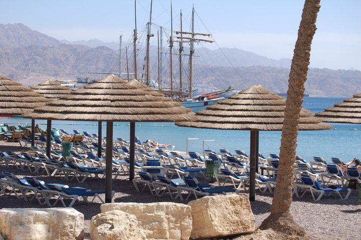 Wapniaki w drodze: Co zobaczyć w Ejlacie? Rafa koralowa w Morzu Czerw...