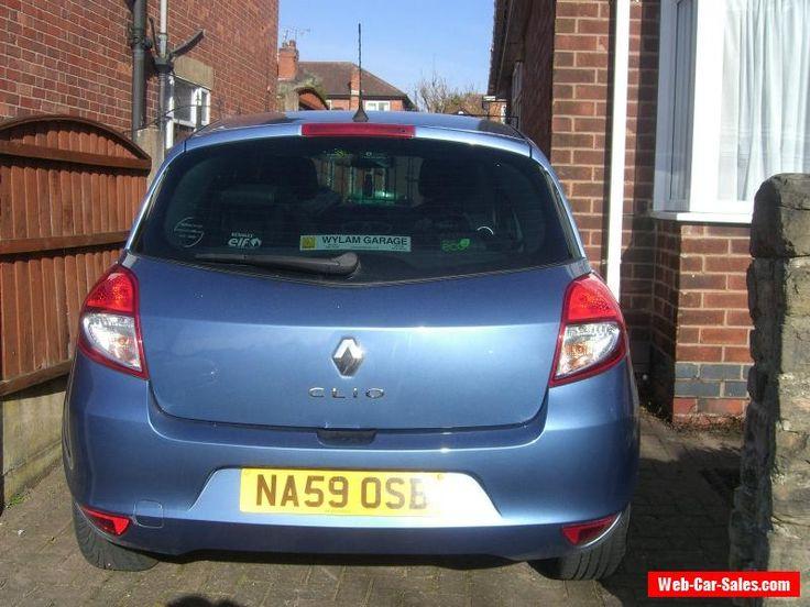Renault Clio Privilege 1.5 DCI 2009 Spares or Repair #renault #clio #forsale #unitedkingdom