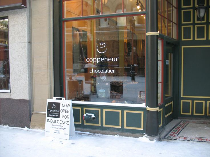 Calgary Store - Coppeneur Artisan Chocolate -- Chocolate Maker and Cocoa Grower