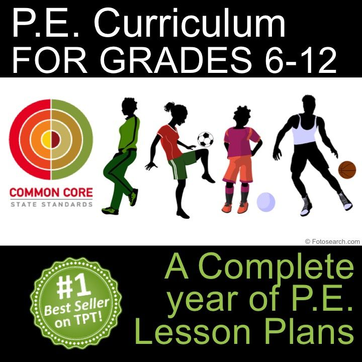 101 best PE Lessons for Middle and High School – Elementary Health Education Lesson Plans