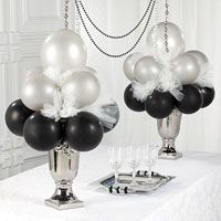 Balloon. Party. Deco.
