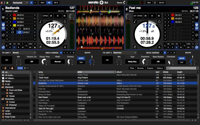 Serato DJ                                                                                                                            More