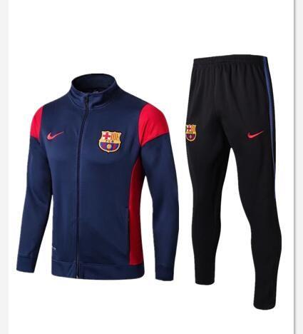 Barcelona Jersey 2017-18 Soccer Jacket Uniform