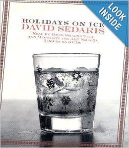 David sedaris holidays on ice youtube
