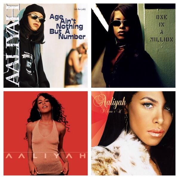 Aaliyah's albums.  They still have some of the sickest beats Tim and Missy ever created.
