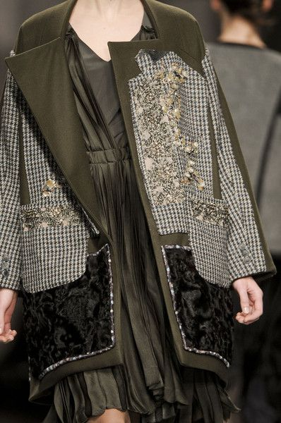 Antonio Marras Fall 2011 Ready-to-Wear