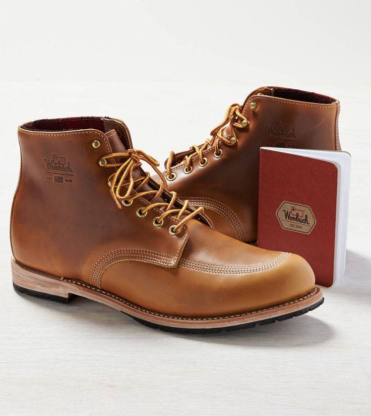 Woolrich Yankee Buck Boot