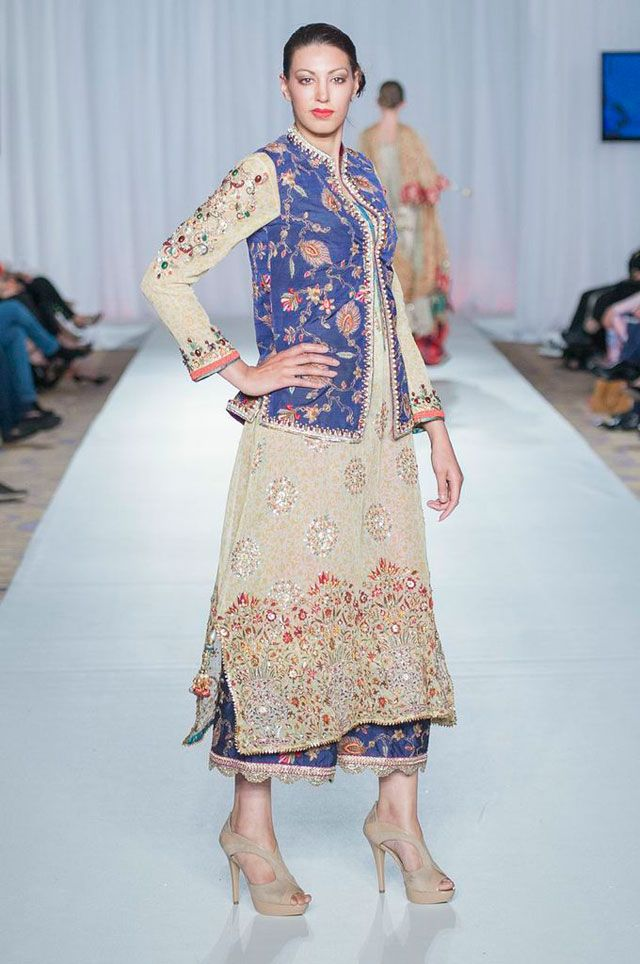 Pakistan Fashion Week in London