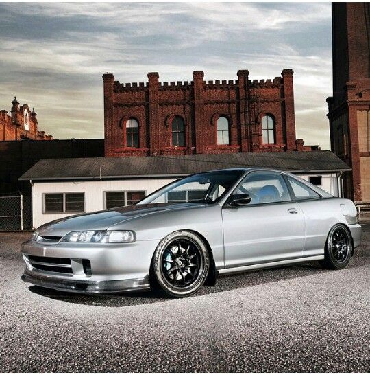 Tuan Chauu0027s JDM Converted, Swapped 1995 Acura Integra GS R Is A Dream  Realized