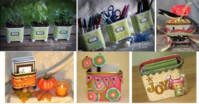 spam can crafts | Tags: SPAM , SPAM Can Crafts , SPAM Cans