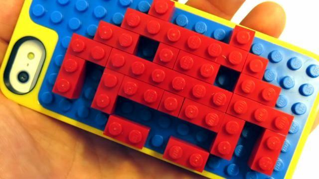 Lego onthult iPhone 5 en iPod-hoesjes