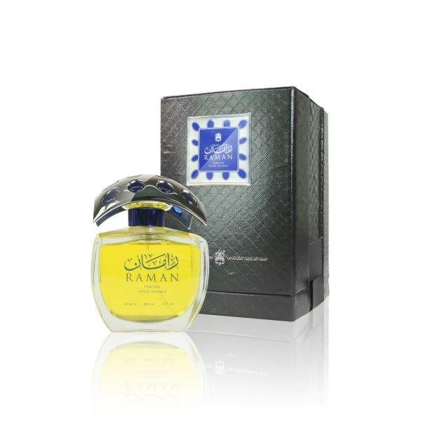 رامان رجالي Raman for men from Abdul samad Al Qurashi. Omani gum, amazing Arabic perfume.