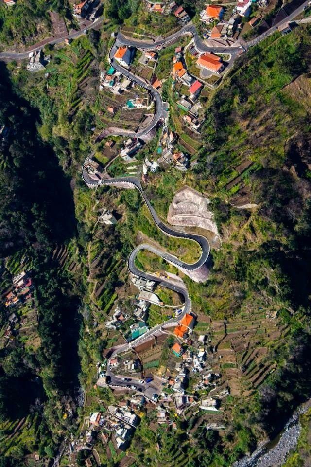 Curral Das Freiras, Madeira Island