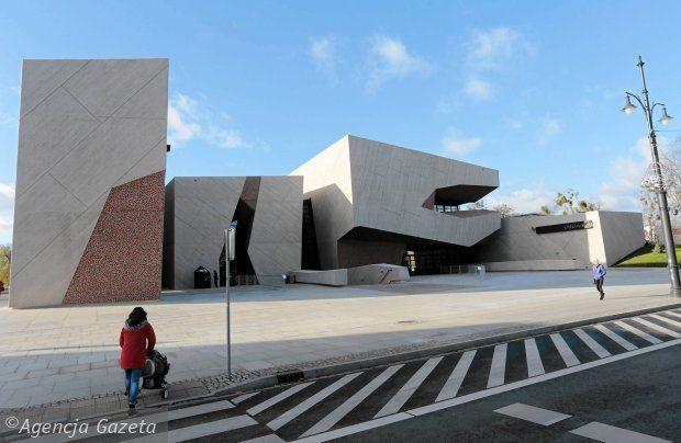 Zwiedzanie Centrum Kulturalno - Kongresowego Jordanki
