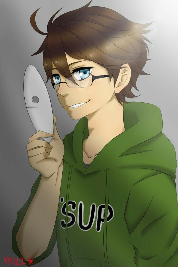Universe youtubers gamers forward cryaotic or cry cryaotic cry fan art