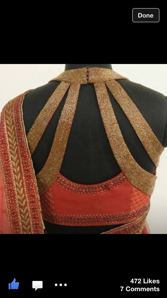 Saree blouse https://www.facebook.com/beautagonal?ref=tn_tnmn