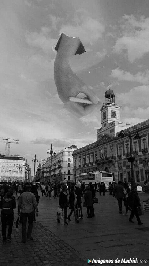 Dios diseñó Madrid