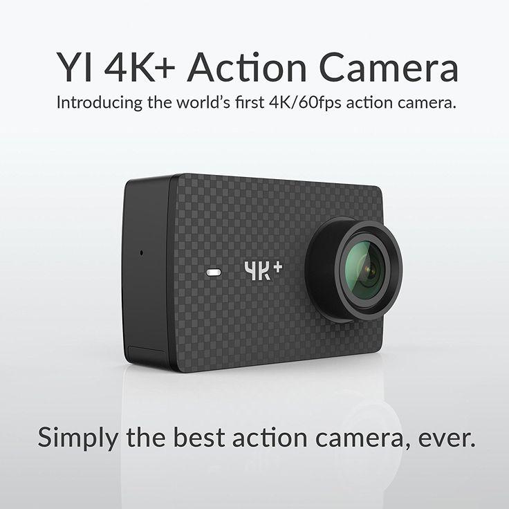 Superisparmio's Post YI 4K Plus  Un prodotto TOP meglio della GoPro... YI 4K Plus Action Camera con Custodia Subacquea 40 Metri Videocamera Action Cam HD 4K / 60 fps 1080p / 120 fps Fotocamera Digitale 12 MP Wifi.  In offerta a 309 con coupon: OAVIBIOI risparmiate 60! Date un occhiata alle caratteristiche...   http://ift.tt/2uC4YtR