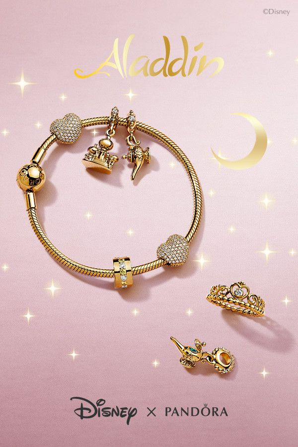 Charms, Bracelets and Rings | Pandora US | Pandora armband gold ...