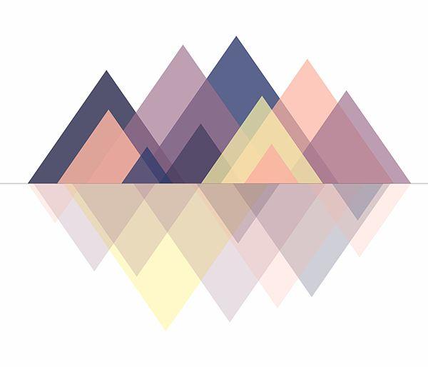 Plakat Góry