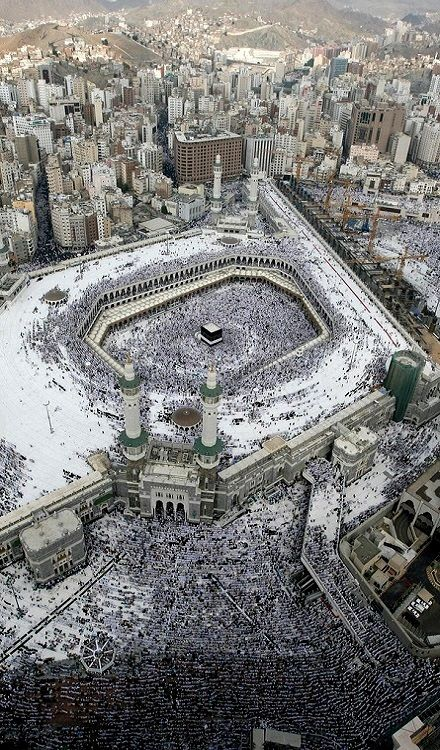 Mecca..!