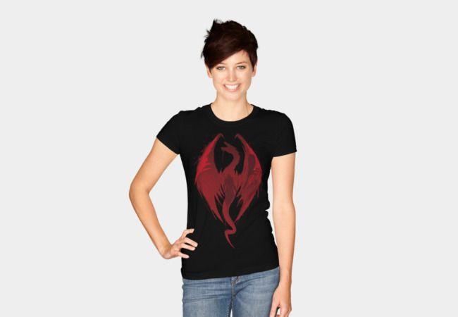 Dragon's bane T-Shirt - Design By Humans