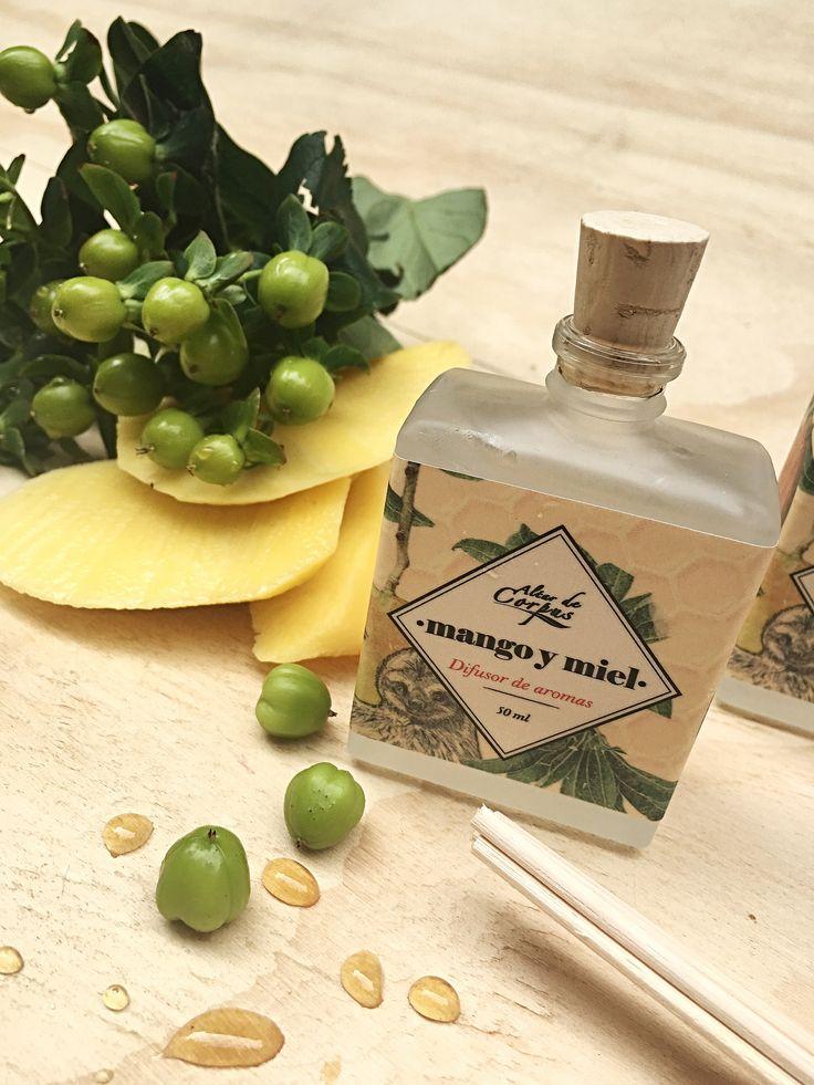 Good Morning Mango and Honey Lovers!!! #aromadiffuser #smellssogood #mango #honey