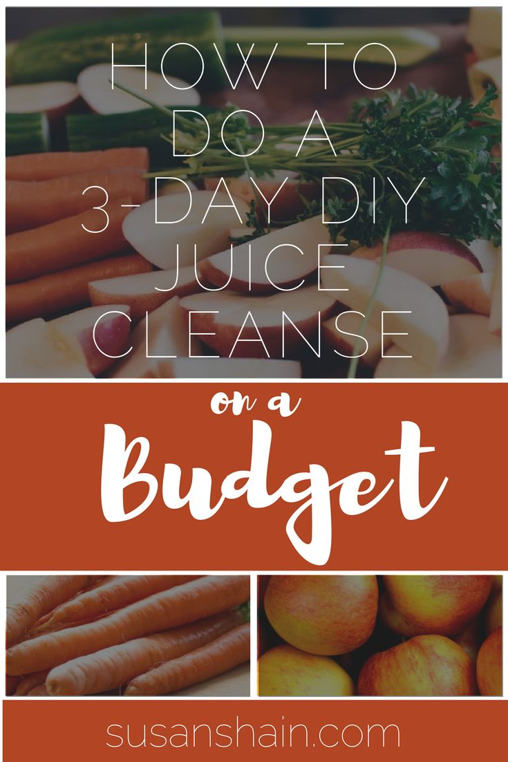 Curious about doing a 3-day DIY juice cleanse? Click here to see the recipes and strategies I used to do a DIY cleanse on a budget. I loved my experience!
