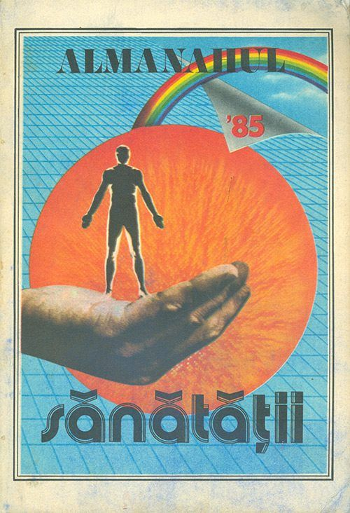 Coperta Almanahul Sanatatii'85