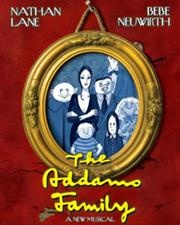The Addams Family Musical.  Again, another one I laughed the entire way through.  Superb!