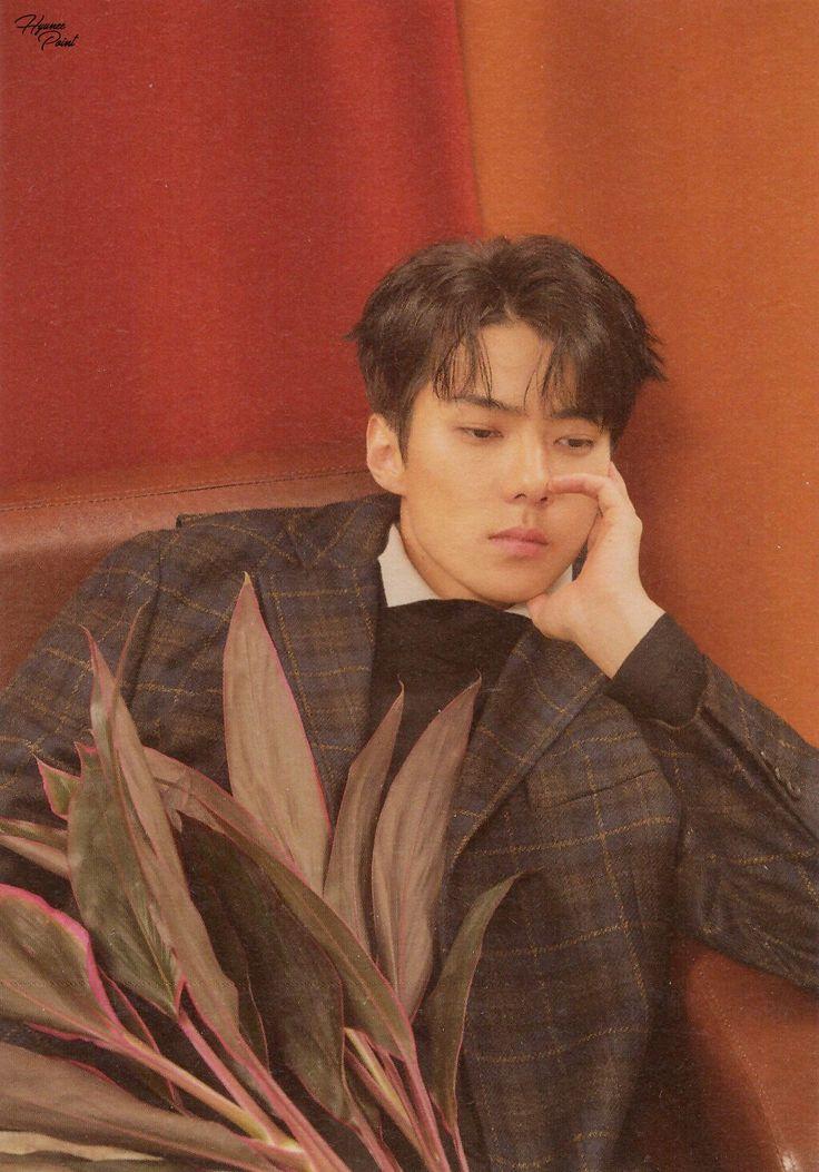 """[SCAN] #EXO #SEHUN - """" Universe"""" Album."""
