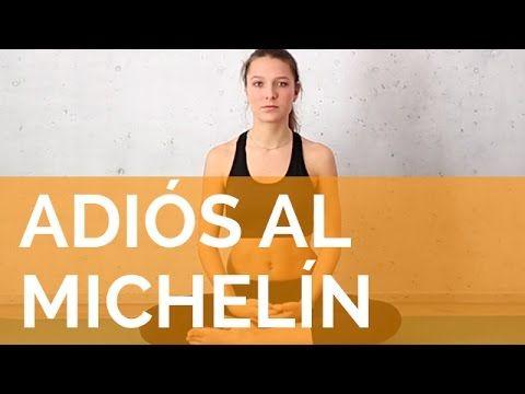 Yoga para ADELGAZAR   Yoga para espalda   Clase 4 - YouTube