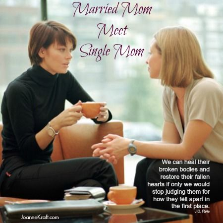 Meet single moms for free