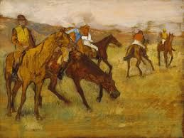 degas drawings of horses - Google Search