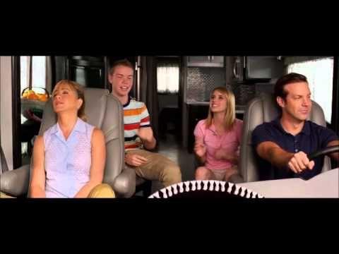 ▶ We're the Millers Kenny singing Waterfalls! - YouTube