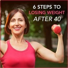 Weight loss after 40 doesnt have to feel like an uphill battle; use these 6 tips for losing weight after 40 to slim down naturally.