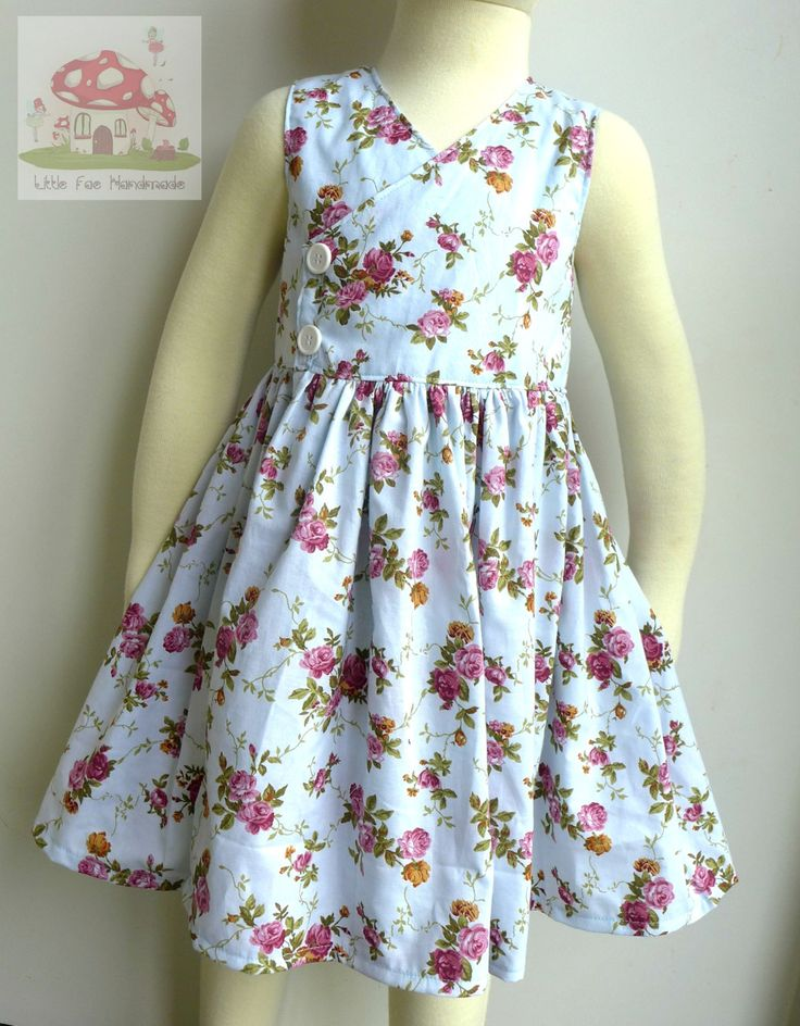 Blue Rose Anya Dress Size 3