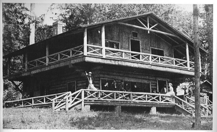 JP Morgan Adirondack Great Camp Uncas Raquette Lake, NY listing by Michael Licensed Real Estate Broker Franklin Ruttan 315-876-2262