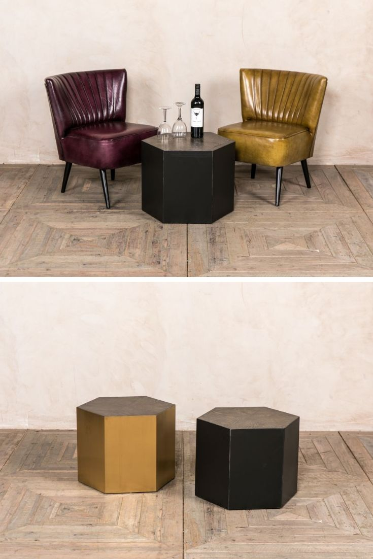 Hexagon coffee table range quirky modern furniture pinterest modern furniture hexagon coffee table and modern