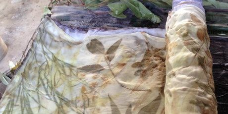 Introduction to Eco Dyeing - 2 Day Workshop tickets