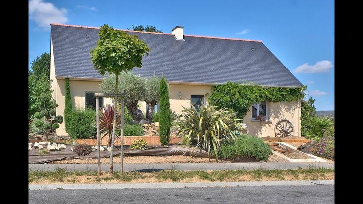 Maison contemporaine proche d'Ancenis à vendre entre particuliers