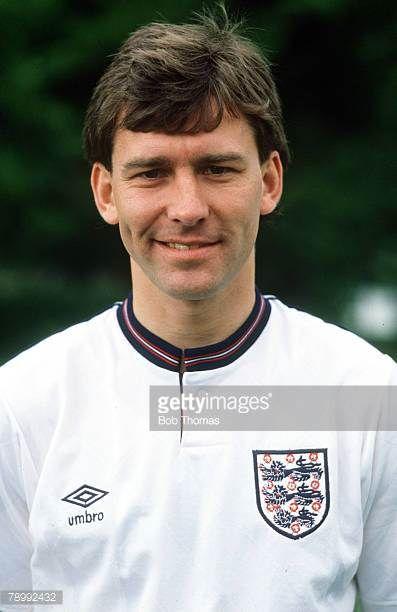 circa 1988 Bryan Robson England and who won 90 England international caps between 19801992