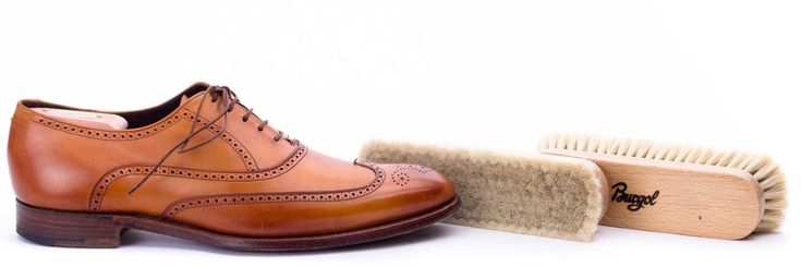 Burgol Premium Schuhpflege und Shoe Care für Lederschuhe